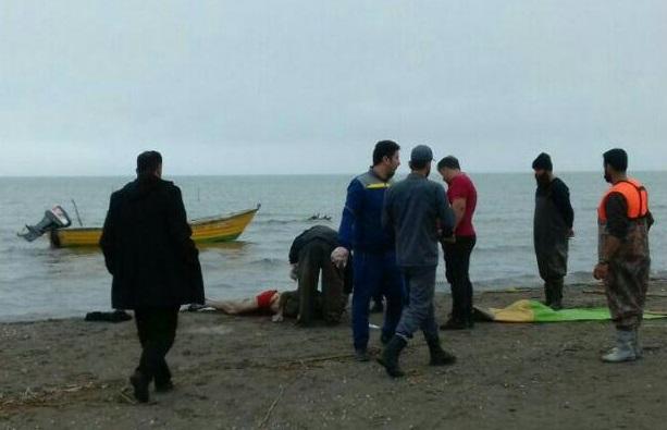 جسد ماهیگیر رودسری پس از ۱۰ روز کشف شد