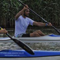 1 200x200 - گزارش تصویری اردوی آمادهسازی تیم ملی کایاک جوانان در انزلی