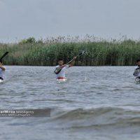 4 200x200 - گزارش تصویری اردوی آمادهسازی تیم ملی کایاک جوانان در انزلی