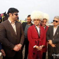 پوشش متفاوت استاندار گیلانی استان گلستان