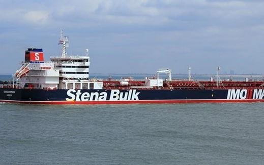 مصادره داراییها و تحریم ایران، واکنش احتمالی انگلیس به توقیف نفتکش