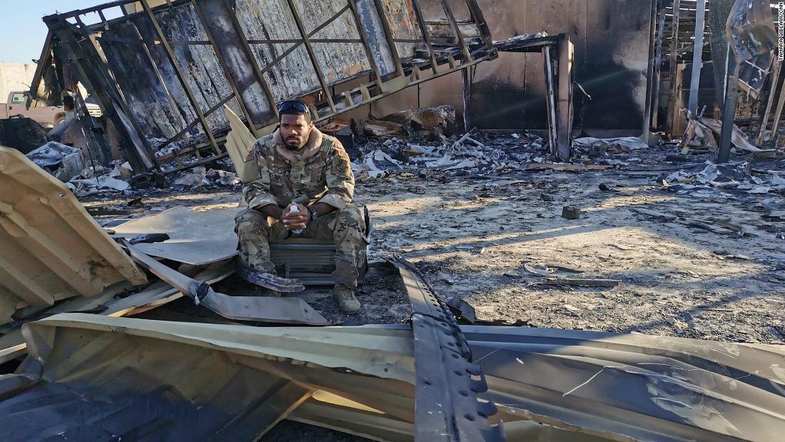 1059261 270 - روایت سربازان ارتش آمریکا از شب حمله موشکی سپاه