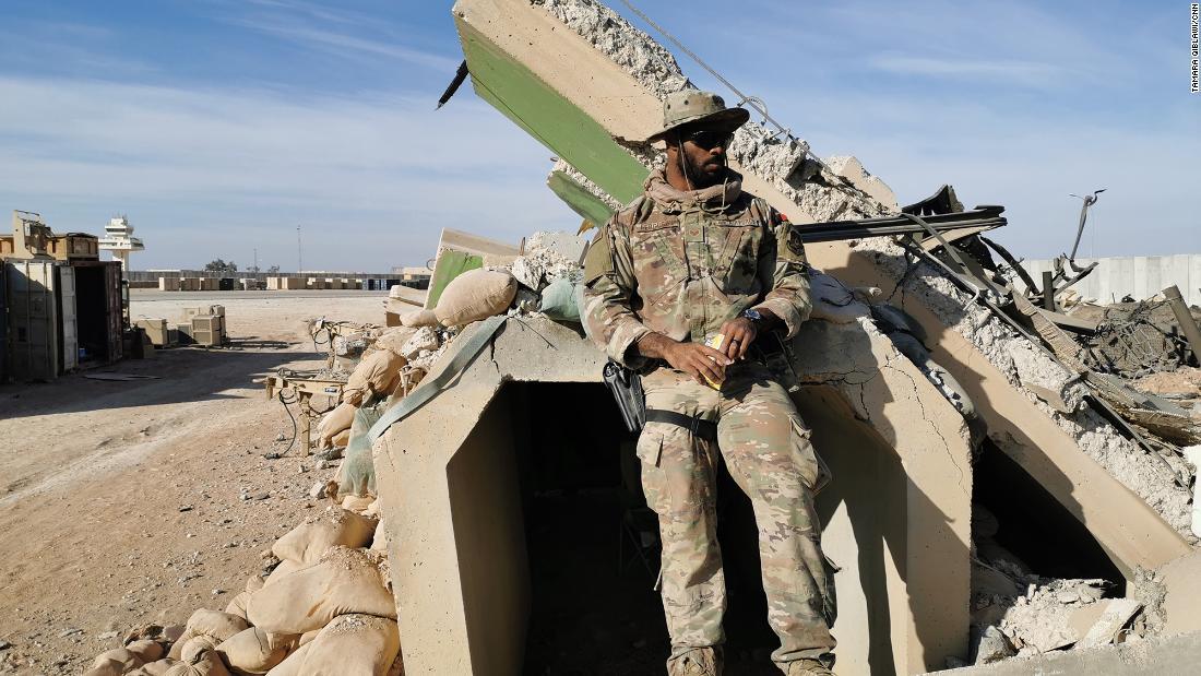 1059262 785 - روایت سربازان ارتش آمریکا از شب حمله موشکی سپاه