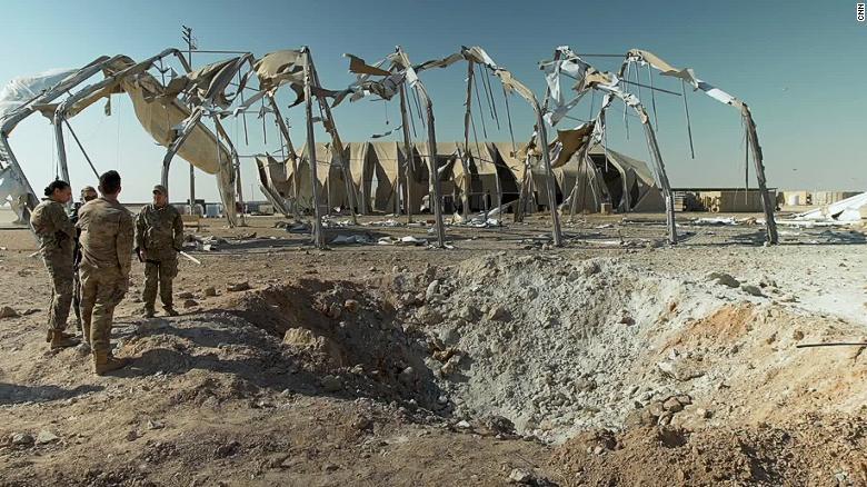 1059264 923 - روایت سربازان ارتش آمریکا از شب حمله موشکی سپاه